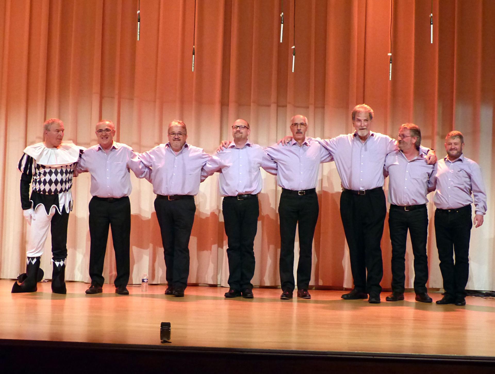 Concert à Aumetz en octobre.